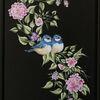 Blüte, Acrylmalerei, Blätter, Natur