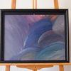 Ölfarben, Malkarton, Abstrakte malerei, Farben
