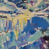 Bewegung, Atmosphäre, Meer, Malerei