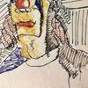 Dull, Rote nase, Struppig, Zeichnungen