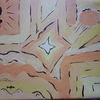 Gelb, Formen, Farbübergänge, Malerei
