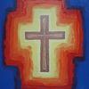 Bunt, Kreuz, Glaube, Malerei
