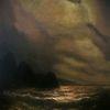 Marinemalerei, Kopie, Malerei marcel heinze, Ivan aivazovsky