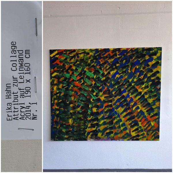 Pinnwand, Collage