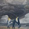 Pinguin, Meer, Quanten, Eis