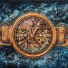 Universum, Zeit, Steampunk, Uhr