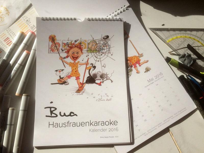 binas hausfrauenkaraokekalender 2016 hausfrauenkaraoke. Black Bedroom Furniture Sets. Home Design Ideas