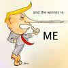 Schädling, Trump, Simply, Usa