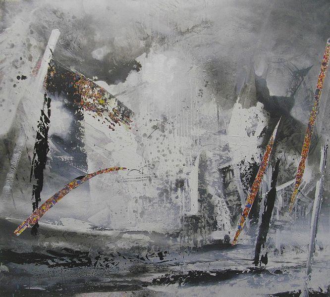 Malerei, Interaktiv, 2014