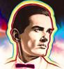 Portrait, Falco, Portraitzeichnung, Zeichnen
