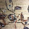 Acrylmalerei, Abstrakt, Holz, Malerei