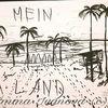 Rammstein, Tusche, Strand, Skizze