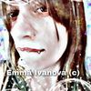 Selbstportrait, Selfie, Vampir, Digital