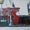 Hamburg, Maritim, Dock, Trockendock