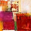 Malerei, Abstrakt, Heiße