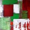 Malerei, Abstrakt, Mut