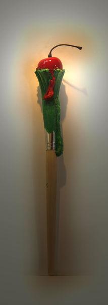 Pinsel kirsche, Kunsthandwerk