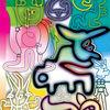 Kreaturen, Farben, Beziehung, Komposition