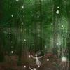 Geistchen, Licht, Zwischenwelten, Mischtechnik