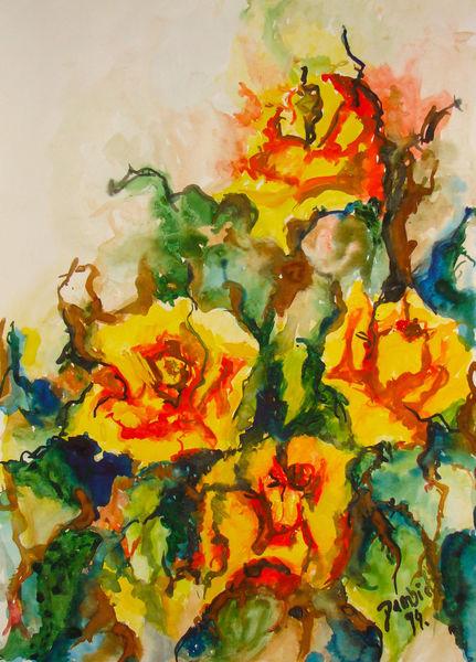 Malerei, Realismus, Skizze