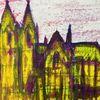 Malerei, Landschaft, Köln