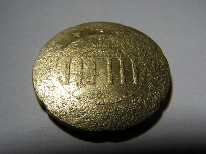 Cent, Euro, Falsch, Rückseite, Fotografie,