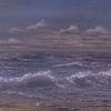 Meer, Wolken, Wattenmeer, Nordsee