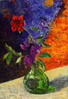 Baernrose, Malerei