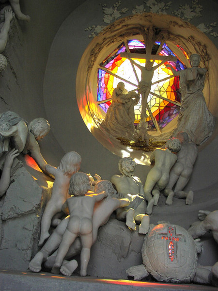 Einweihung, Kreuz, Sakralkunst, Schutzengel, Ökumene, Kapelle