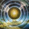 Paradies, Adam und eva, Tiere, Art fantastique