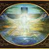 Engel, Universum, Christus bilder, Pantokrator