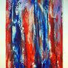 Struktur, Abstrakt, Baumwolle, Farben