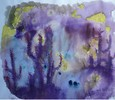 Aquarellmalerei, Landschaft, Licht, Kaktus