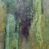 Marmormehl, Grün, Pigmente, Braun