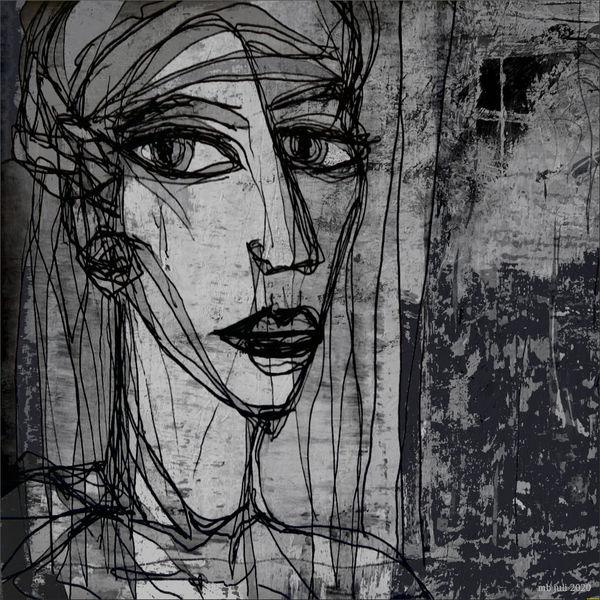 Augen, Kerker, Blick, Portrait, Fenster, Turm