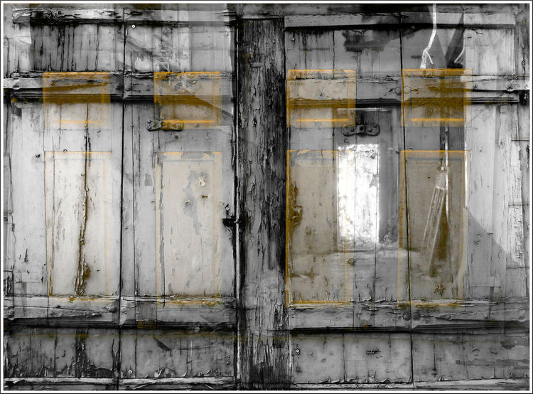 Verfall, Fenster, Haus, Fotografie, Lost places