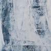 Blau, Weiß, Gesicht, Malerei