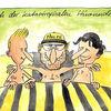Hummels, Dortmund, Karikatur, Klopp