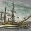 Schiff, Landungsbrücken, Fotografie, Segelschiff