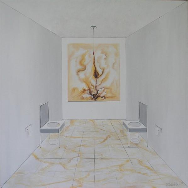Flut, Abstrakt, Stuhlgang, Malen, Surreal, Malerei