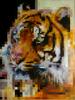 Raster, Tiere, Malerei, Ölmalerei
