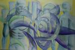 Malerei, Raum