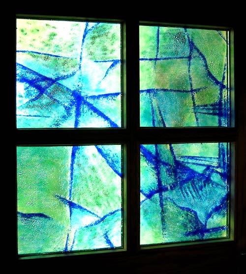 haust r glas i haust rverglasung glas nadine fusingglas von fusingglas bei kunstnet. Black Bedroom Furniture Sets. Home Design Ideas