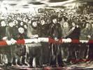 Grenze, 1989, Menschen, Ansammlung