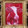 Postmodern, Schmelzer andreas, Kuhgemälde, Modern art