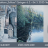 Ausstellung, Vernissage, Ebringen, Pinnwand