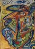 Malerei, Aquarellmalerei, Aquarell,