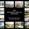 Ostdeutschland, Kalender, Mitteldeutschland, Pinnwand