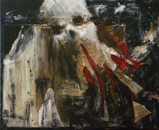 Denken, Leben, Tod, Gedanken, Malerei, Abstrakt