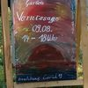 Vernissage, Wentow, Gransee, Pinnwand